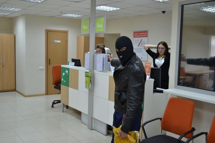 В Петропавловске-Камчатском опять ограблен банк