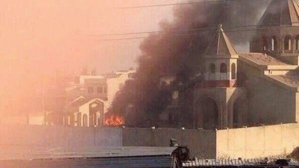 Террористы взорвали главную достопримечательность города Мосул