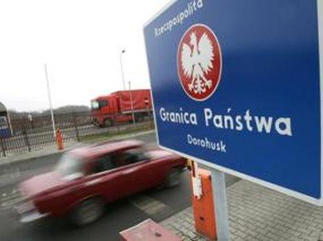 Польша планирует ввести контроль на границах с ЕС