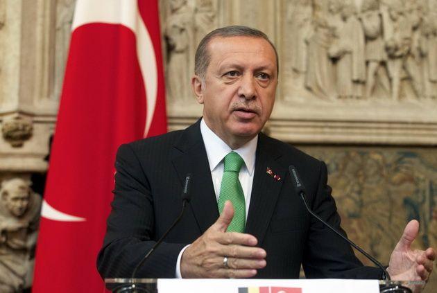 Нужно создать альянс для противодействия терроризму - Эрдоган