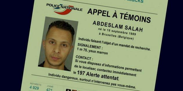 Участник терактов в Париже Абдеслам передан Франции