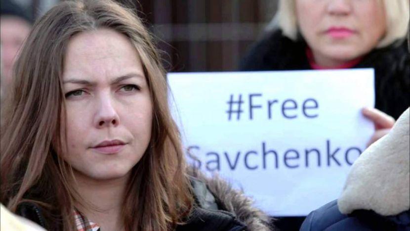 Сестру Савченко привезли в генконсульство Украины в Ростове-на-Дону