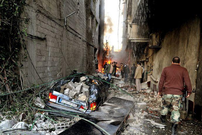 СМИ рассказали о гибели 27 человек при авиаударе по госпиталю в Алеппо