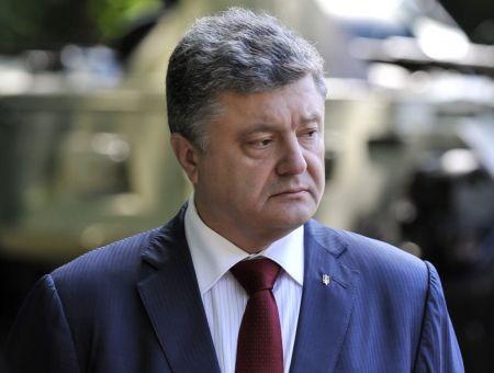 Порошенко назвал условие, при котором готов гарантировать перемирие в Донбассе в Пасху