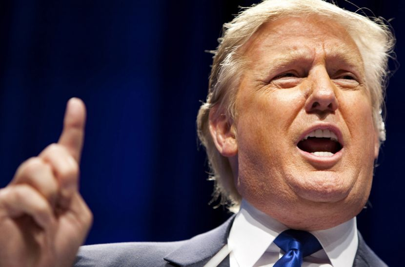 Дональд Трамп отказался поддержать своих соперников в случае проигрыша на праймериз