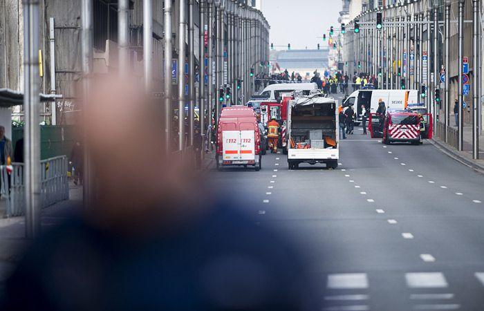 В Брюсселе тысячный хор спел в память о жертвах терактов