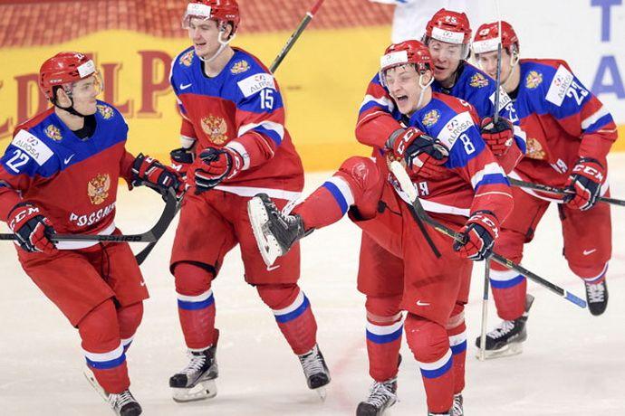 Юниорская сборная России по хоккею в полном составе попалась на допинге