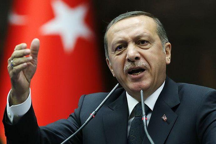 Эрдоган обвинил Россию в причастности к конфликту в Нагорном Карабахе
