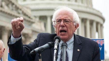 Кандидат в президенты США Берни Сандерс выиграл праймериз в Вайоминг