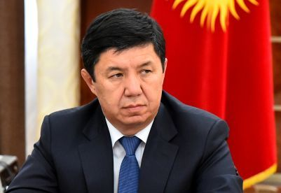 Президент Киргизии подписал указа об отставке премьер-министра