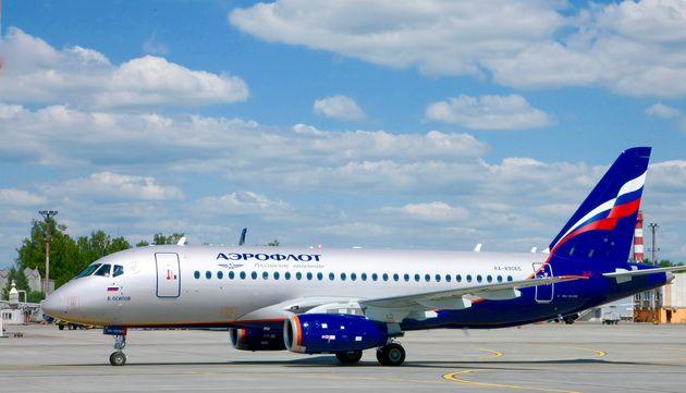 Аэрофлот ввёл в эксплуатацию два новых лайнера SSJ100