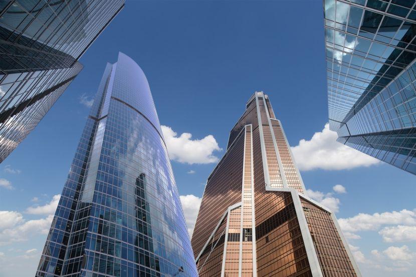Москва - лидер по темпам среднегодового роста офисной недвижимости