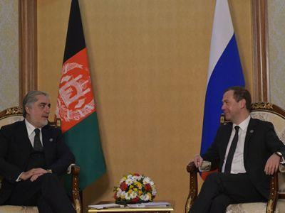 Медведев: Россия заинтересована в устойчивом развитии Афганистана
