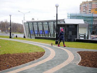 Новую железнодорожную станцию с гостиницей построят у метро Волоколамская