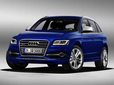 Новый Audi SQ5 появится на российском рынке летом 2017 года