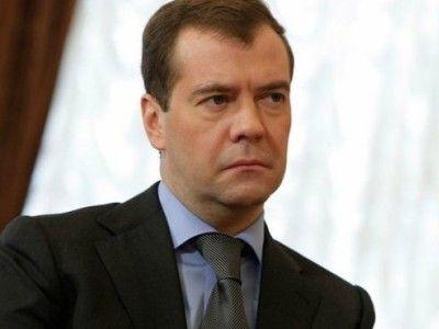 Медведев вручил дипломы лауреатам премий правительства в области СМИ