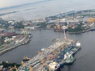 Грузооборот морских портов России за 12 месяцев 2016 года составил 721,9 млн. тонн
