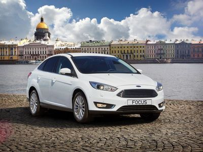 Ford increased its sales in Russia by 10% in 2016