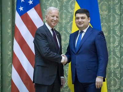 We are committed to the changes in our country by 100% - Groysman at a meeting with Vice President of the United States Biden