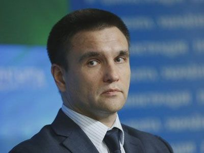 Klimkin: Ukraine will actively cooperate with the Austrian OSCE Chairmanship to achieve peace in Donbas