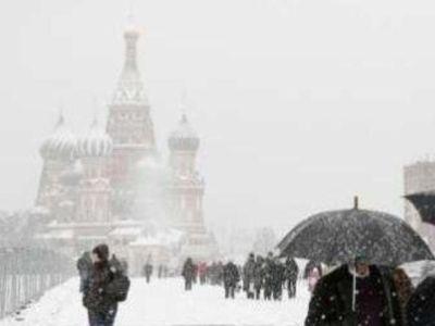 Почти два метра снега выпало в Москве с начала зимы