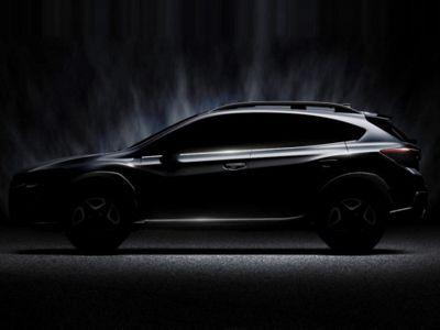 Subaru XV will make its world debut at the 87th Geneva International Motor Show