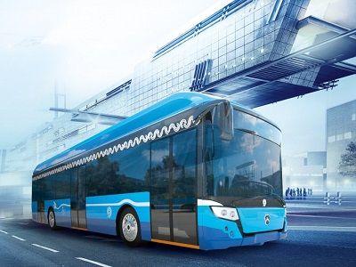 В Москве начались испытания электробуса ГАЗ