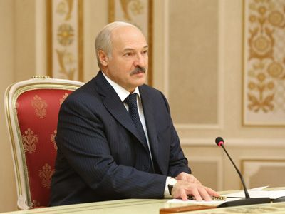 Belarus President has expressed condolences to Hungary President Janos Ader