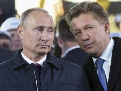 Miller briefs Putin onGazprom's performance in2016
