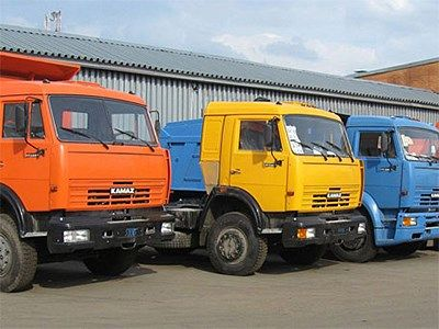 Производство грузовиков выросло на 6,9%