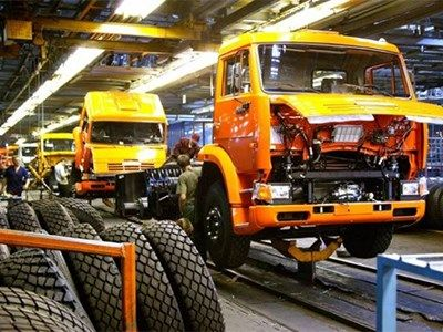 KAMAZ Has Summed up Preliminary Results of Production and Sales in 2016
