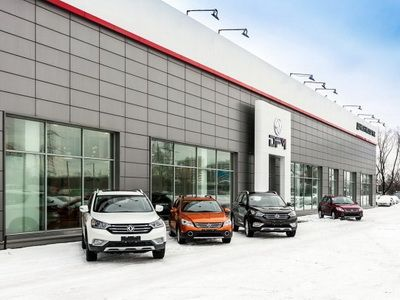 In 2016, sales of Chinese cars in Russia fell by 21%