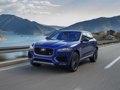 Jaguar increased Russian sales more than 2 times in 2016