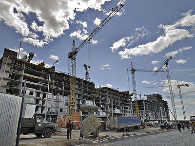 В Иркутской области перевыполнили план по вводу жилья