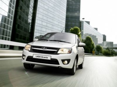 LADA is in the TOP-20 of the European car market