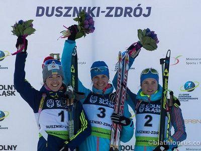 Ирина Старых - победитель чемпионата Европы в пасьюте, Светлана Слепцова - третья