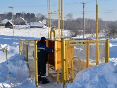 В Алтайском крае в 2017 году планируют построить около 150 км газовых сетей