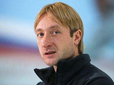 Евгений Плющенко стал Послом ЧМ по футболу FIFA 2018 от Сочи