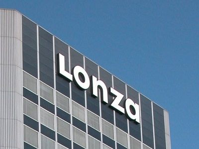 Lonza successfully places 5.0 million new shares, raising gross proceeds of CHF 865 million
