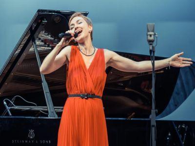 17 февраля в Центральном Доме Художника выступит джазовая певица Анна Бутурлина