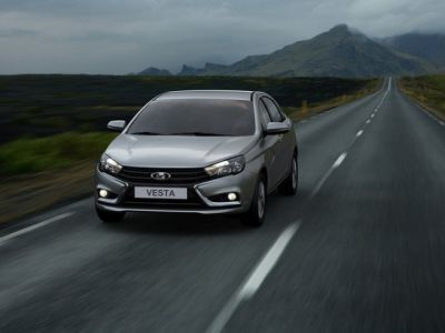 Two models LADA are in the top-hundred of the most sold in Europe