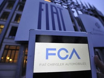 January 2017 Fiat Chrysler Automobiles sales in Italy