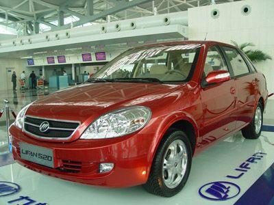 Lifan X60 сохранил звание лидера продаж среди китайских автомобилей в России