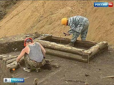 Древнейшая улица Москвы законсервирована с помощью полимерного состава