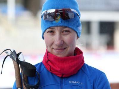 Ольга Шестерикова стала второй в гонке преследования в Алма-Ате