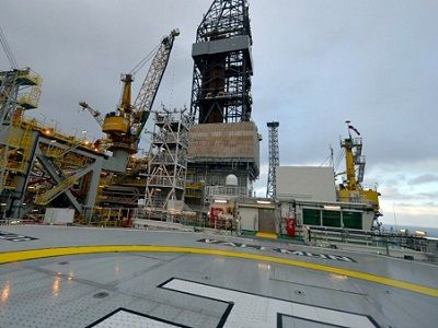 Statoil has made a new gas discovery on the field, called Valemon West