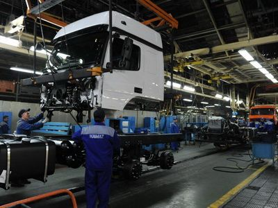 KAMAZ increases the quality of the products