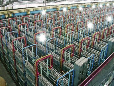 Уральский электрохимический комбинат увеличил прибыль более чем на 11%