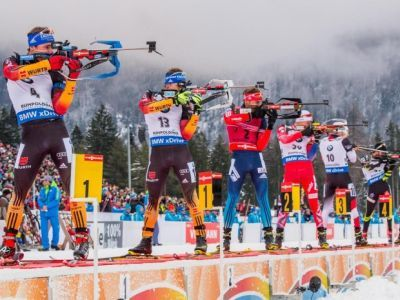 Никита Поршнев выиграл спринт на первенстве Европы в Нове-Место