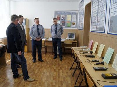В Псковском филиале Академии ФСИН России прошёл день открытых дверей